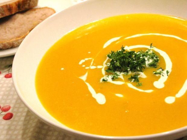 Výsledek obrázku pro dýňová polévka